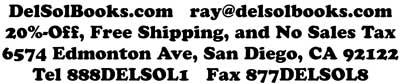 Ray, Del Sol Books