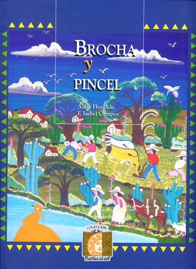 Brocha y pincel, Brush and Paint, Del Sol Books