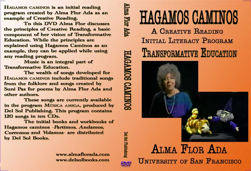 Hagamos Caminos Poetry, Printing, and Writing Collection, Rey Del Sol, Del Sol Books, Del Sol University