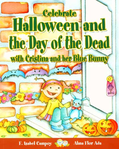 Halloween y el dia de muertos, Halloween and the Day of the Dead, Del Sol Books