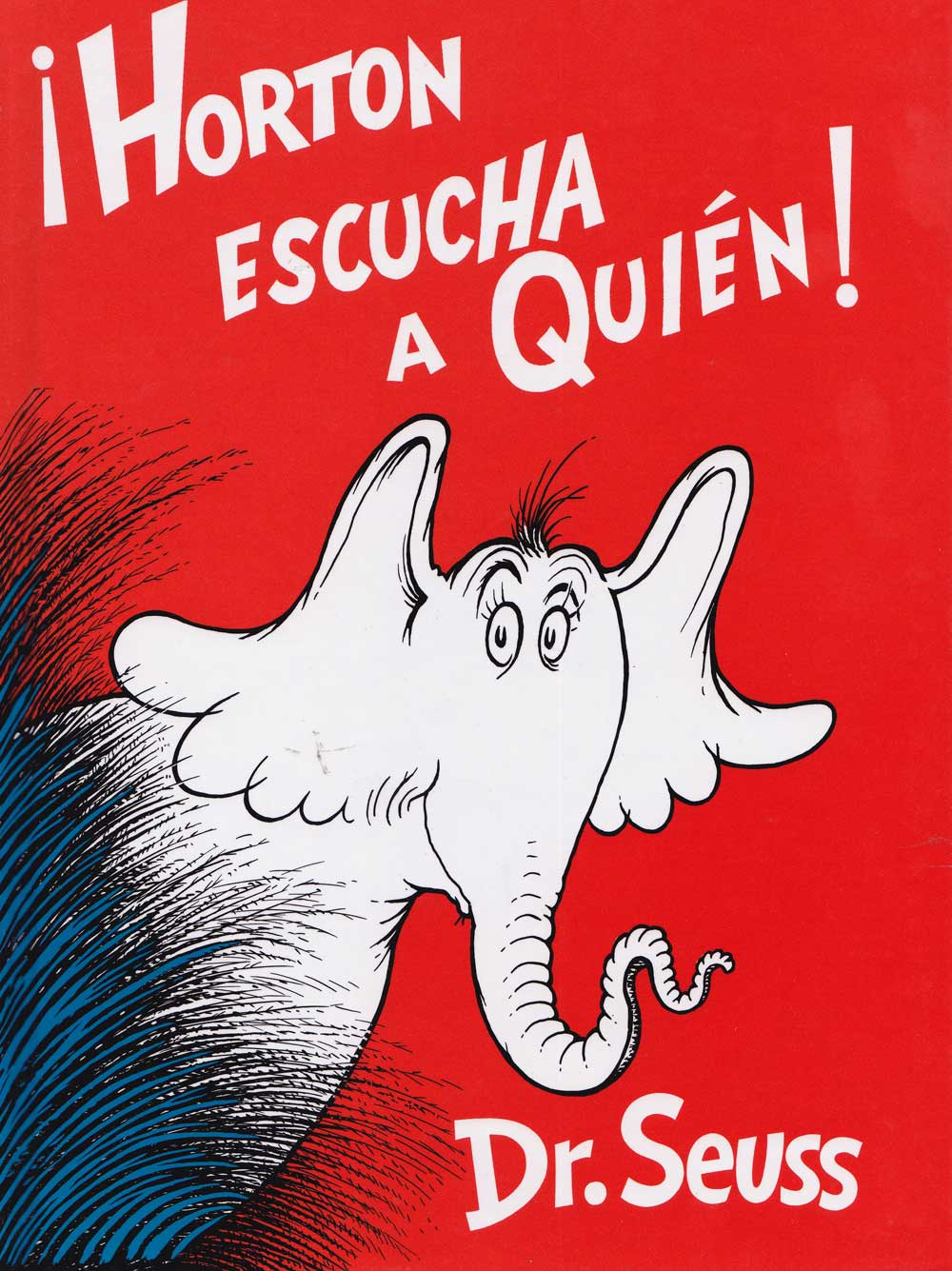 Horton escucha a quien, Horton Hears a Who, Del Sol Books