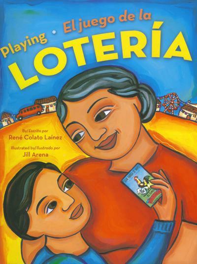 El juego de la loteria - Playing Loteria