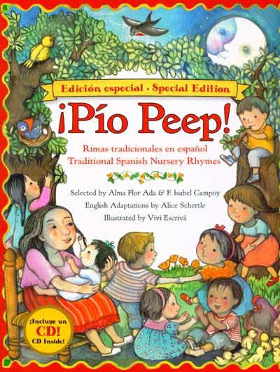 Pio Peep, Del Sol Books