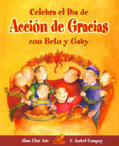 Accion de gracias, Thanksgiving Day, Del Sol Books