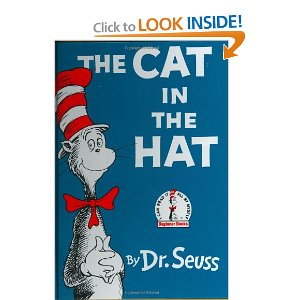 El Gato con sombrero - The Cat in the Hat, The Cat in the Hat, Del Sol Books