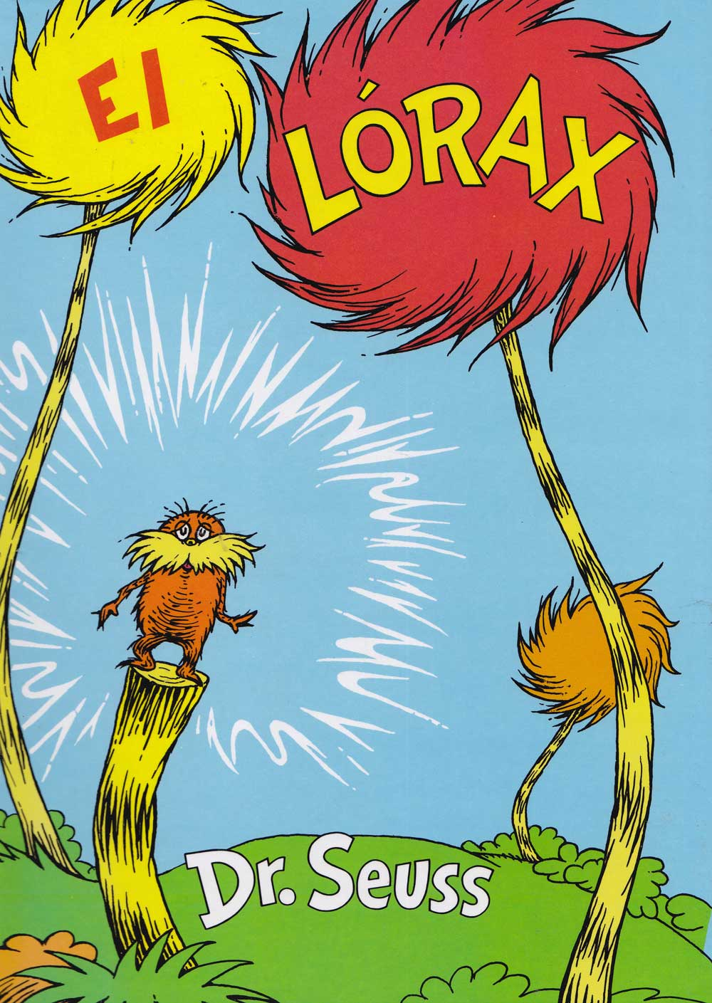 El Lorax, The Lorax, Del Sol Books