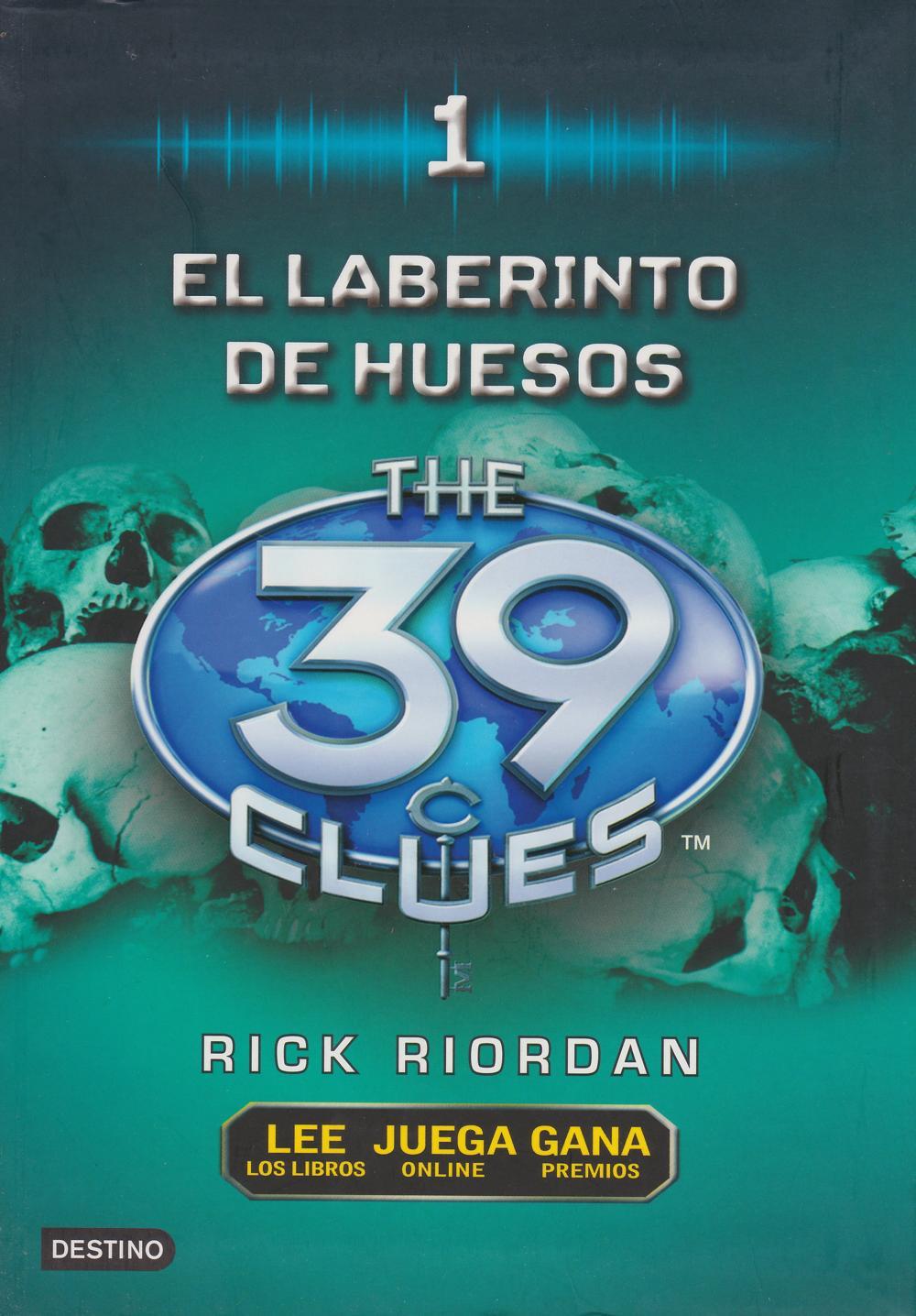 39 Clues Collection, Rey Del Sol, Del Sol Books, Del Sol University