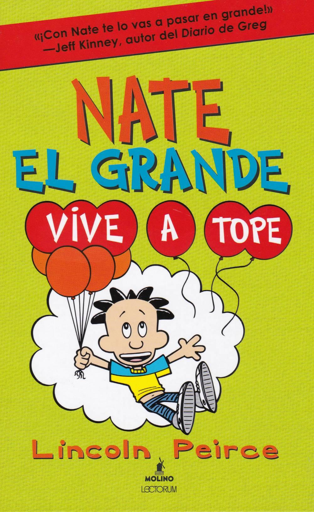 Nate el grande Collection, Big Nate Collection, Rey Del Sol, Del Sol Books, Del Sol University