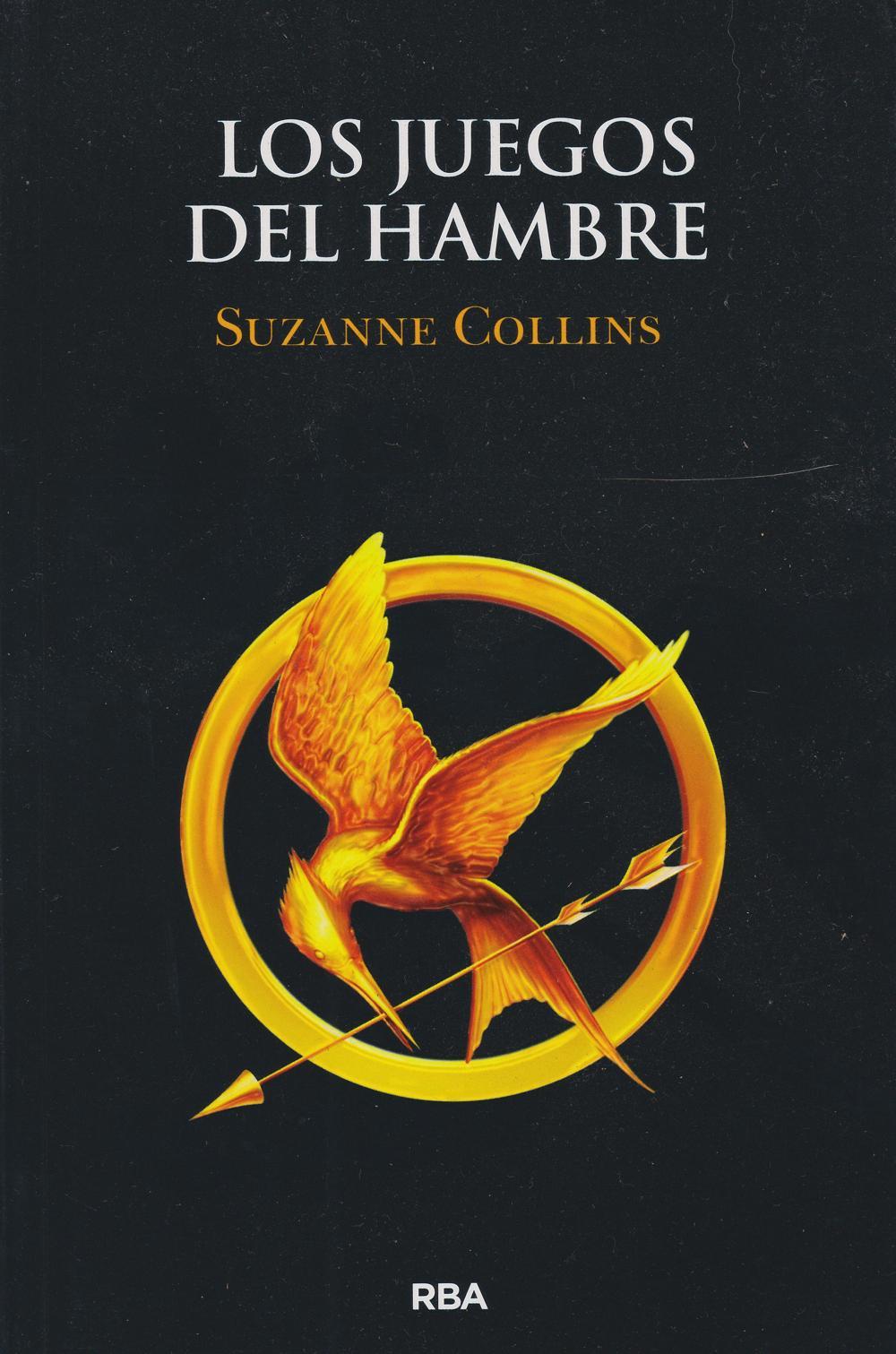 Hunger Games Collection, Rey Del Sol, Del Sol Books, Del Sol University