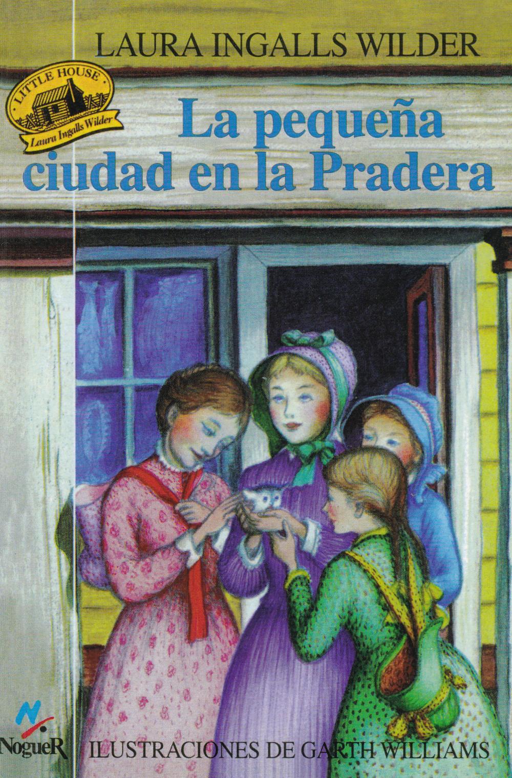 Casa de la pradera Collection, Little House on the Praire Collection, Rey Del Sol, Del Sol Books, Del Sol University