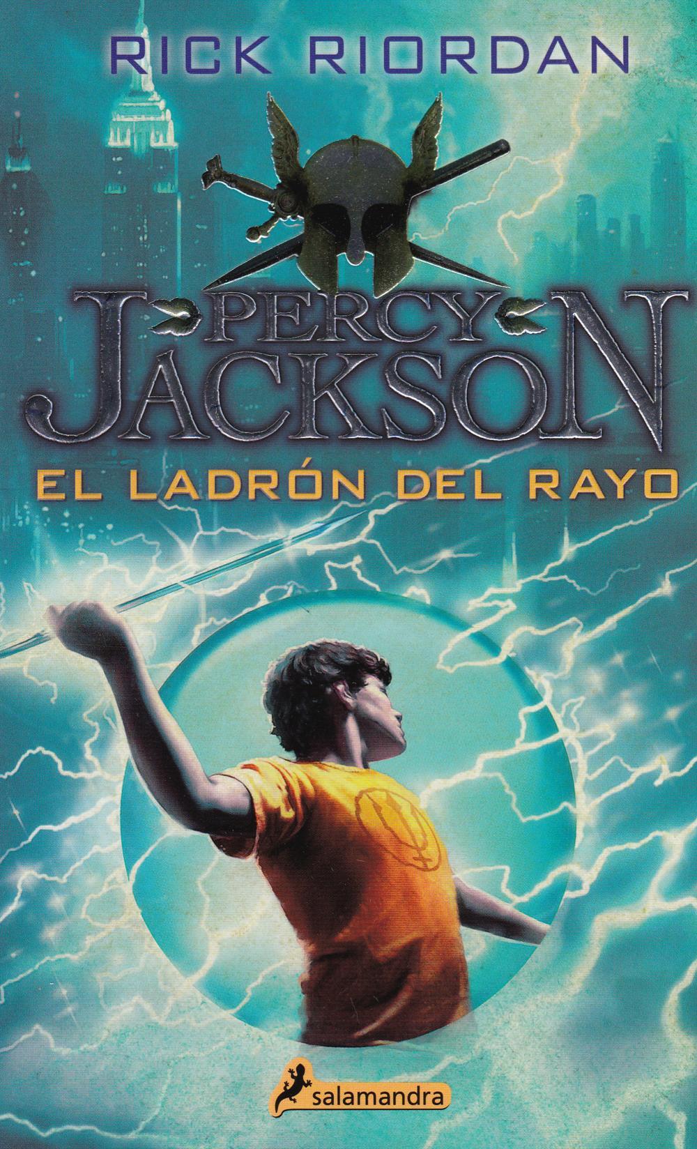 Percy Jackson Collection, Rey Del Sol, Del Sol Books, Del Sol University