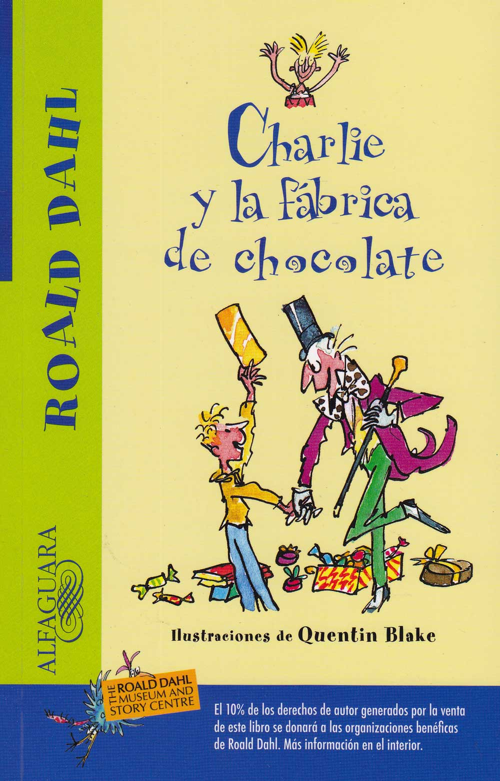 Roald Dahl Collection, Rey Del Sol, Del Sol Books, Del Sol University